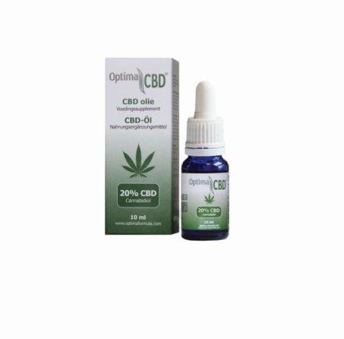 CBD Öl (Cannabidiol) 20% 10 ml